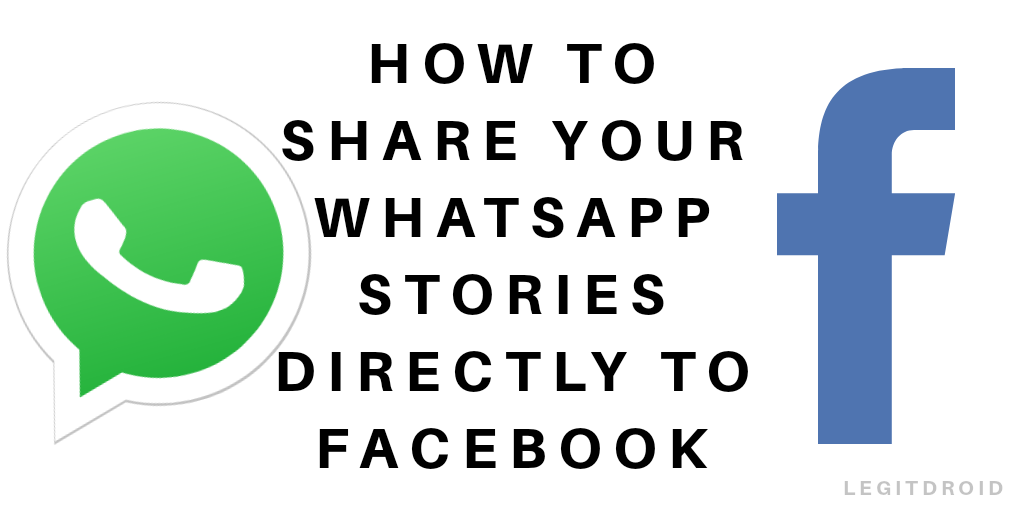 Whatsapp stories to facebook