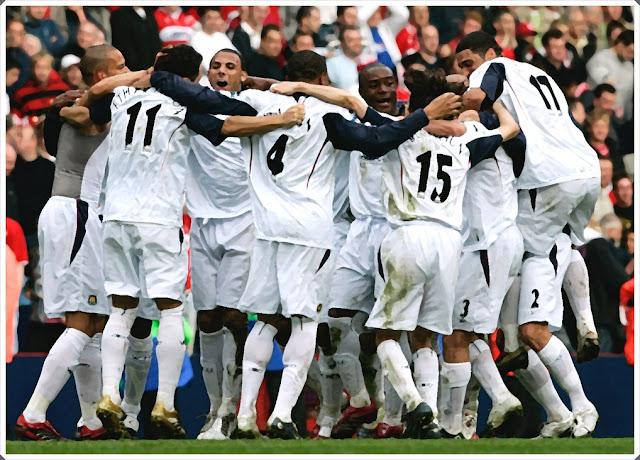 West Ham Scores FA Cup Final 2006