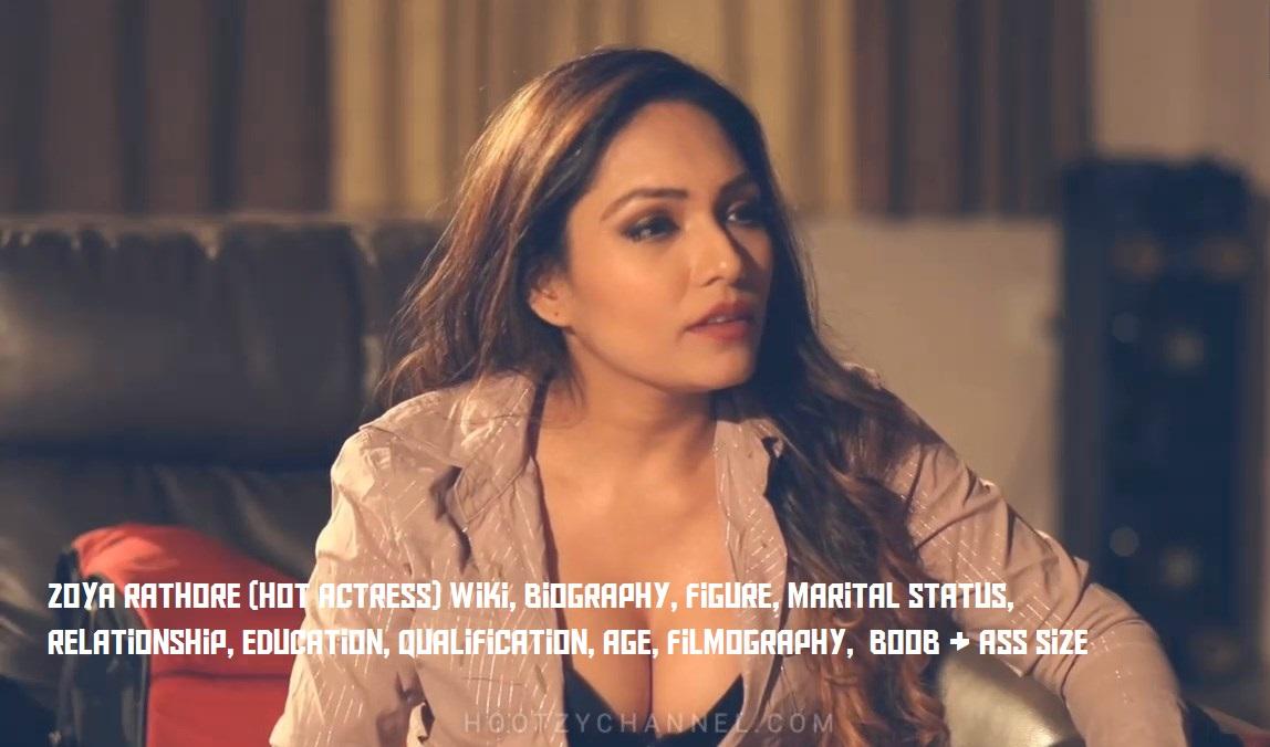 Zoya Rathore (Hot Actress) Wiki, Biography, Figure, Marital Status, Relationship, Education, Qualification, Age, Filmography,  Boob & Ass Size