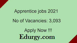 Railway Recruitment Cell (RRC) Northern Railway Recruitment for 3093 Apprentice Posts 2021