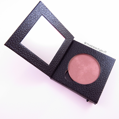 ecco bella earthy rose blush - the beauty puff