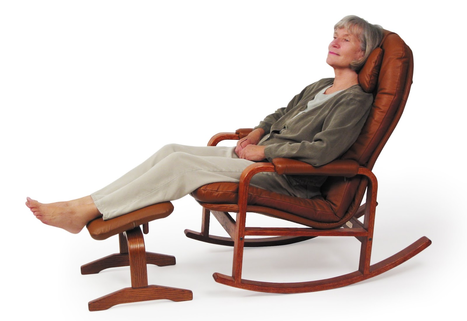 Get the best rocking chair for bad back at brigger furniture for Best furniture for bad backs