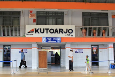 Jadwal Keberangkatan Kereta di Stasiun Kutoarjo 2016