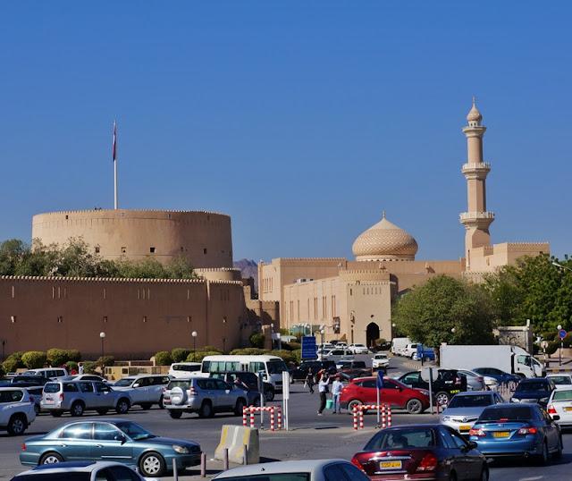Roteiro de 5 dias em Omã