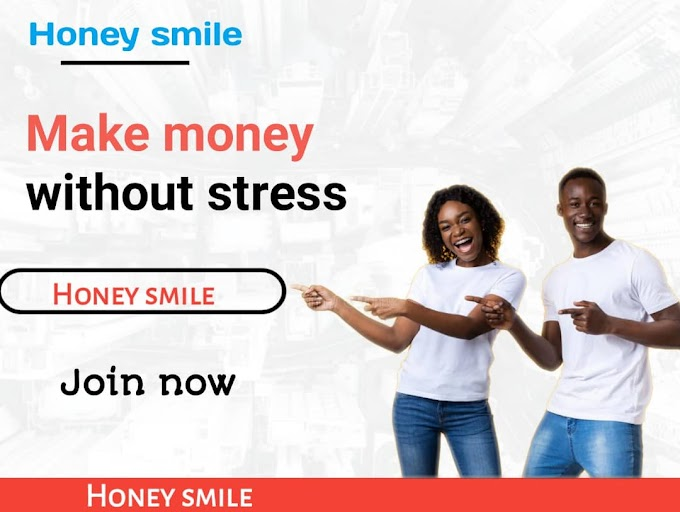 [Money] How to Join HoneySmile and make lot of money - know about HONEY SMILE