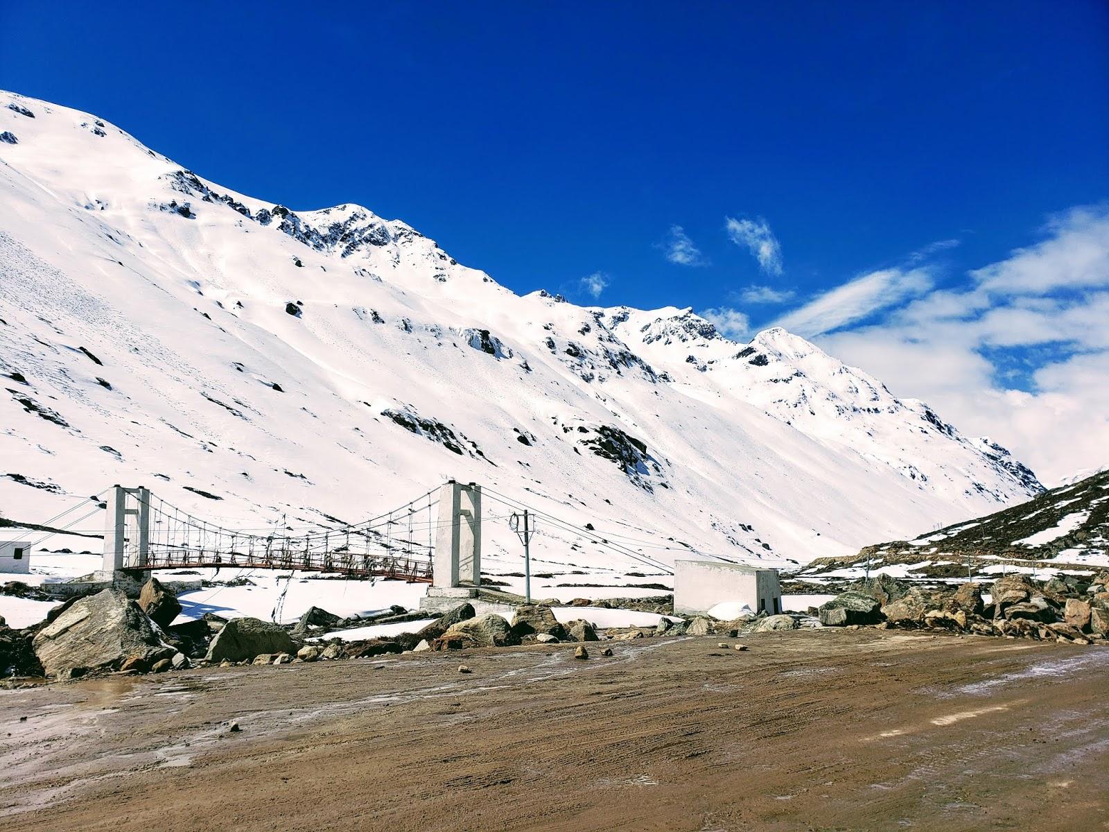 थान्गू वैली, नार्थ सिक्किम