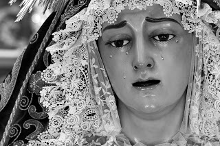 María Santísima de las Penas de Málaga será intervenida por Naranjo Beltrán