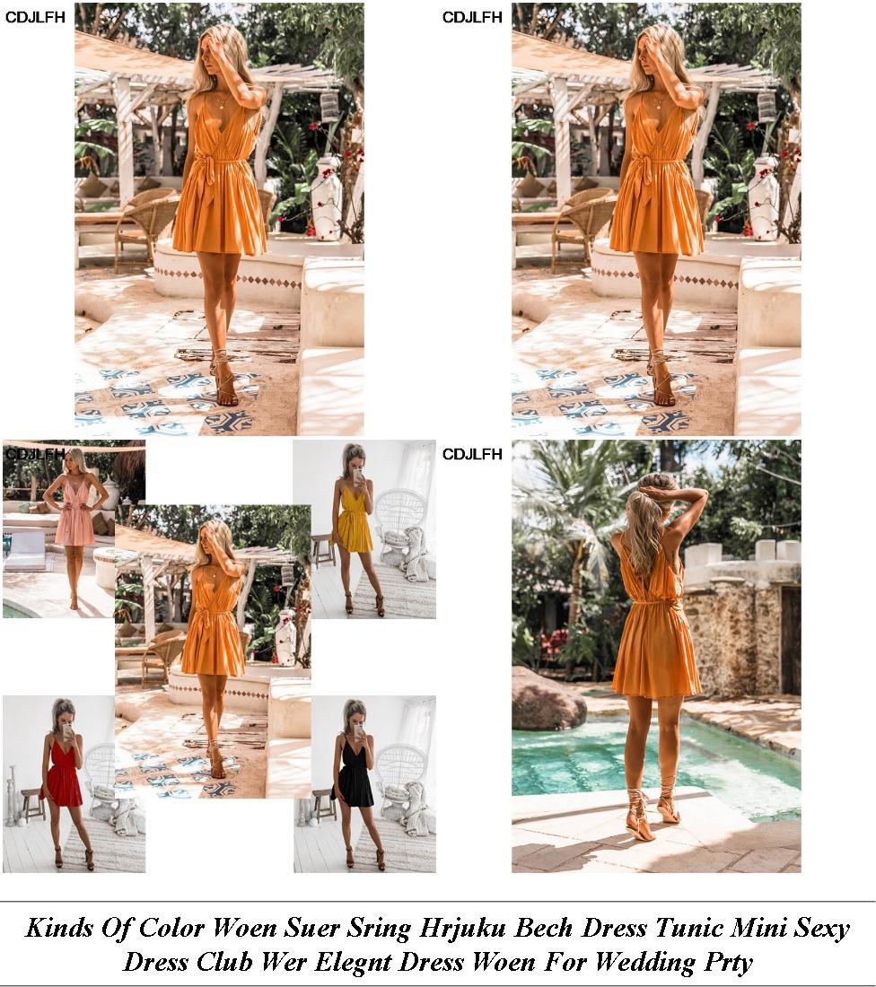 Lush Pink Womens Dress - Designer Dresses On Sale India - Long Sleeve Maroon Dress Short