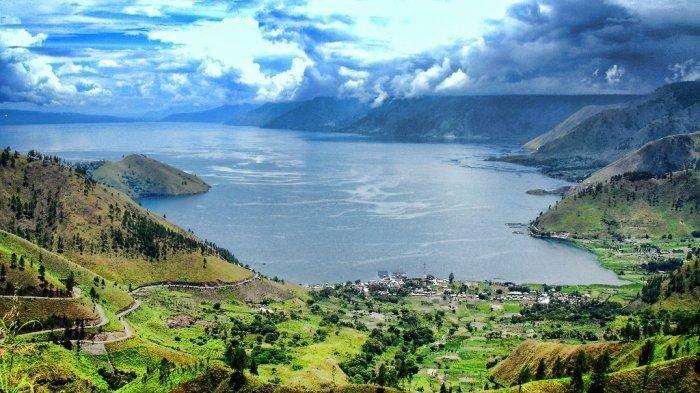 Cerita Rakyat Sumatera Utara. Danau Toba