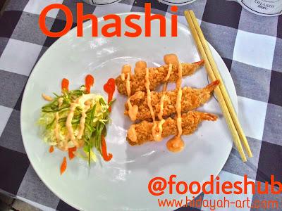 [Review]  Makanan Siap Saji Dengan Rasa Asli dari OHASHI