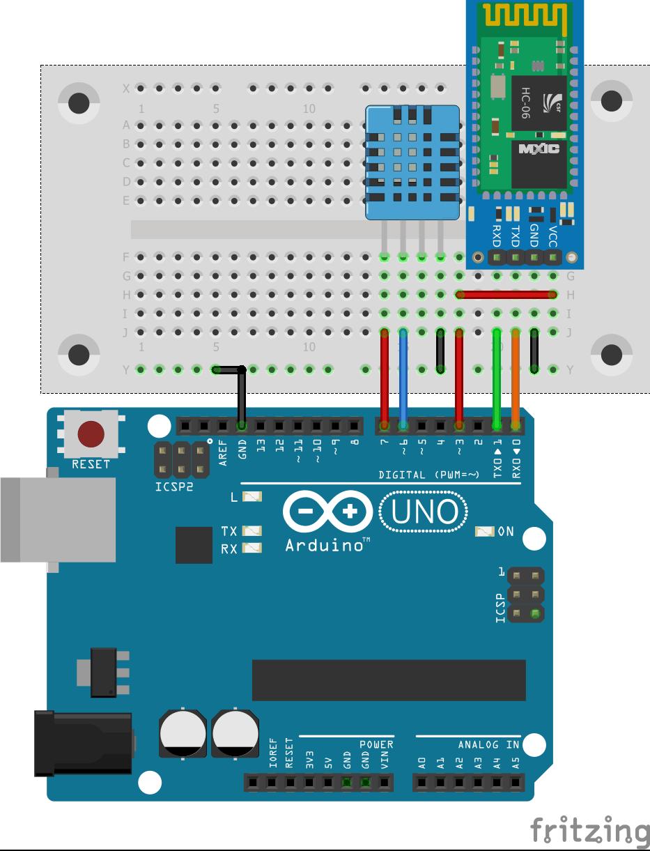 Arduino A Muete Proyecto Arduino Android Temperatura Y Humedad