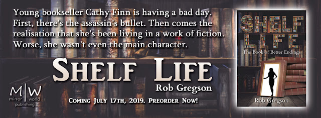 Shelf Life by Rob Gregson: Exclusive Excerpt