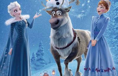 Gambar Ratu Elsa Putri Anna Sven Olaf Frozen Adventure Nonton Film Online http://www.gambarzoom.com/