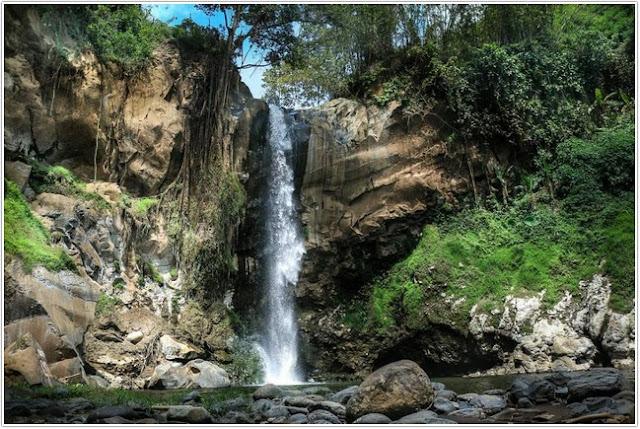 Air Terjun Sarun;10 Top Destinasi Wisata Lumajang
