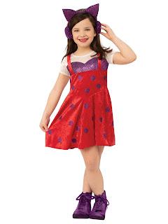 Boxy Girls Riley Child Costume
