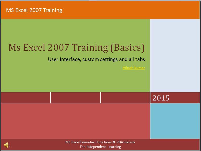 excel2007ppt