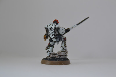 Lunar Wolves Legion Champion