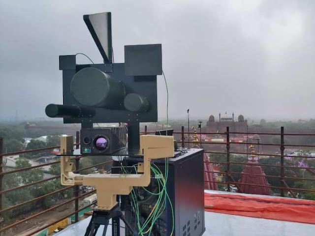 এই প্রথমবার লালকেল্লায় Anti Drone System ব্যবহার করল DRDO