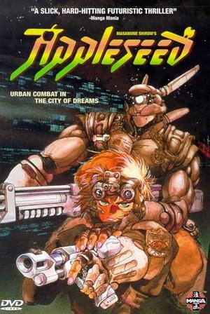 Ver Appleseed (Appurushîdo) (1988) Online