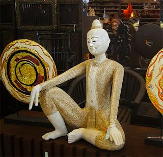Thailand interior decoration (1)