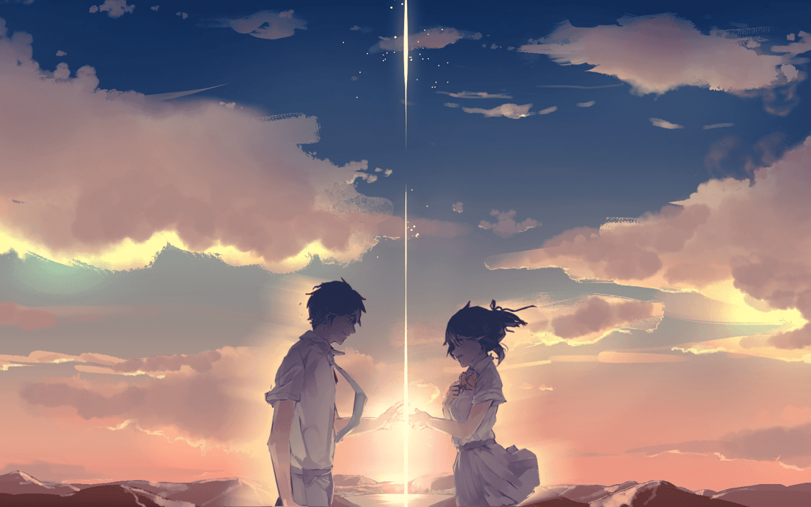AowVN%2B%252840%2529 - [ Hình Nền ] Anime Your Name. - Kimi no Nawa full HD cực đẹp | Anime Wallpaper