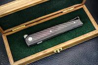 Гичкин И. -  нож скл. Модерн - ATS-34