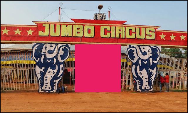 Jumbo Circus, Irinjalakuda, Kerala