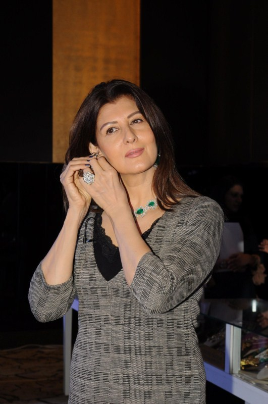 Sangeeta Bijlani and Namrata Baruwa Shroff Spotted at Jury Meet of 13th Gemfields Retail Jeweller India Awards