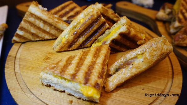 Anne Bistro - Bacolod restaurant - sandwiches