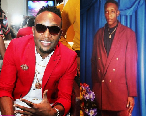 before and after pics of KCee 411vibes