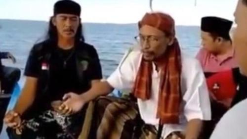 Viral! Persatuan Dukun Nusantara Turun Tangan Cari KRI 402: Kita Dobrak Pintu Arsy dan Langit!