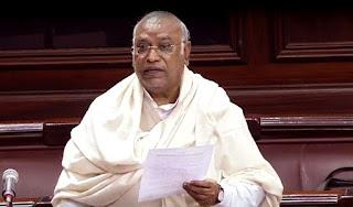 'मल्लिकार्जुन खड़गे होंगे नेता प्रतिपक्ष, राज्यसभा में गुलाम नबी आजाद की लेंगे जगह' | #NayaSaberaNetwork