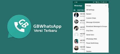 Download GBWhatsApp Prime Versi Terbaru v9.65 (Anti-BAN) 2019