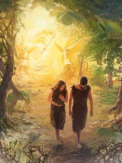 ADÁN Y EVA, PECADO, SEPARACIÓN, MATRIMONIO, JUAN CARLOS PARRA
