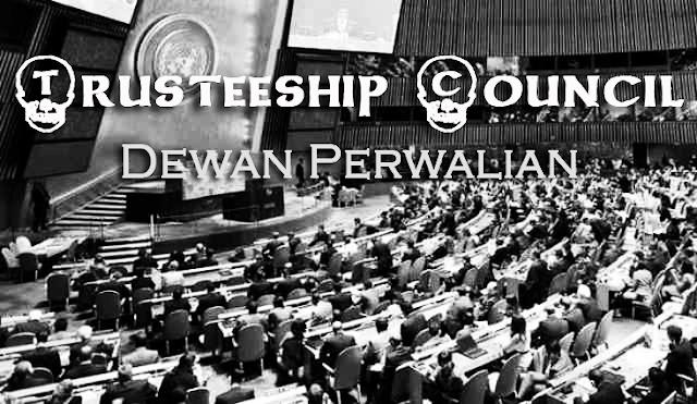 Tugas Dewan Perwalian (Trusteeship Council)