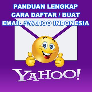 Cara Daftar Email Baru Yahoo cara Buat Email Di Yahoo Indonesia