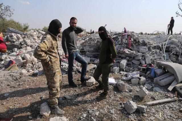 «Η συριακή κρίση επιτάχυνε το τέλος του Μπαγκντάντι»