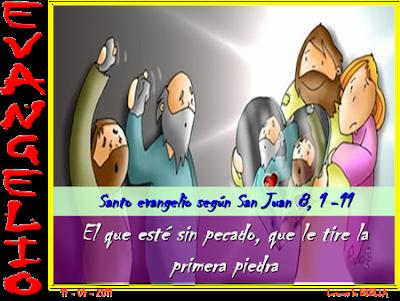 Resultado de imagen para Juan 8,1-11