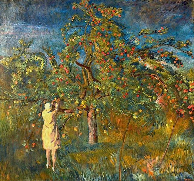 Arne Kavli - The Apple Tree