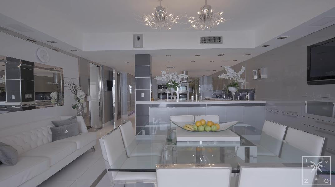 39 Interior Design Photos vs. 5313 Fisher Island Dr #5313, Miami, FL 33109 Luxury Condo Tour