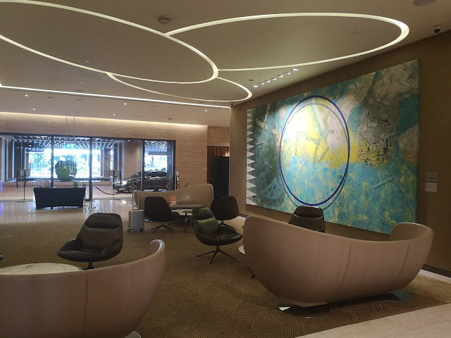 One Farrer Hotel - lobby