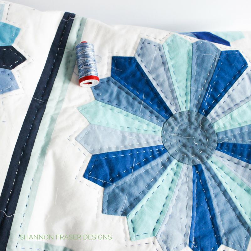Shannon Fraser Designs: Big Stitch Hand Quilting Thread – List of ... : thread for hand quilting - Adamdwight.com