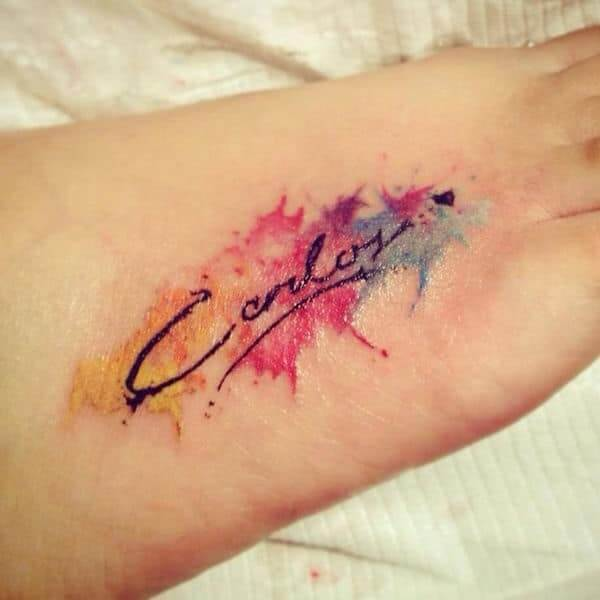 most beautiful small tattoo in the world