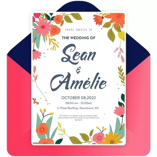 Invite card maker - How well does the greeting card app work?