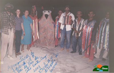 Terezinha Gomes e a cultura