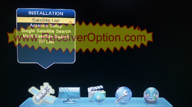 ALI3510C HW102.02.013 HD RECEIVER CLINE & TEN SPORTS OK NEW SOFTWARE BY USB
