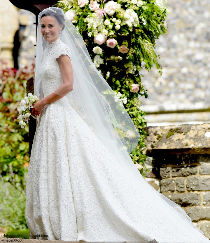Following Months Of Planning Excitement And Anticipation What Has Become Known As The Society Wedding 2017 Took Place This Morning Pippa Middleton