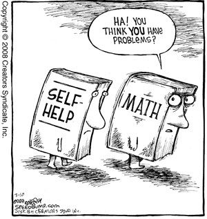 Math book has a lot of problems. #education #iteachtoo