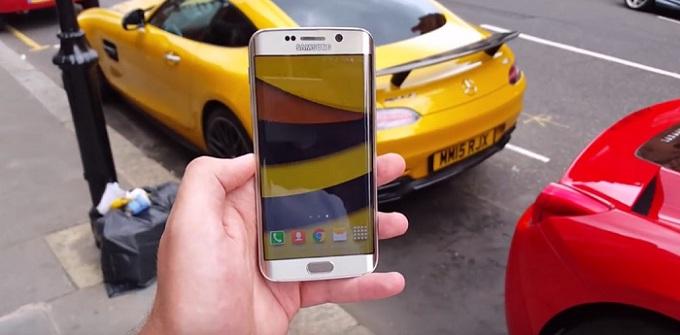 تطبيق يشبه الحرباء يقوم بتغيير خلفية الهاتف تلقائيا حسب لون المكان الذي تتواجد فيه