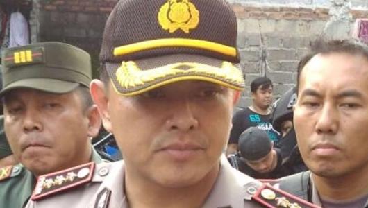 Polisi Tangkap 4 Orang Tersangka Perusak Kendaraan Brimob Saat 22 Mei